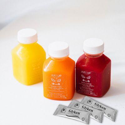 Glyken Birdnest Immunity juice bundle